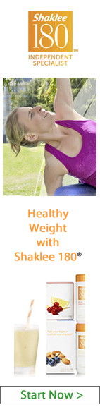 Shaklee 180 Weight Loss